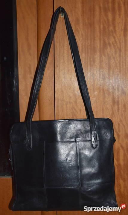 2330d2a3c9402 torba czarna damska - Sprzedajemy.pl