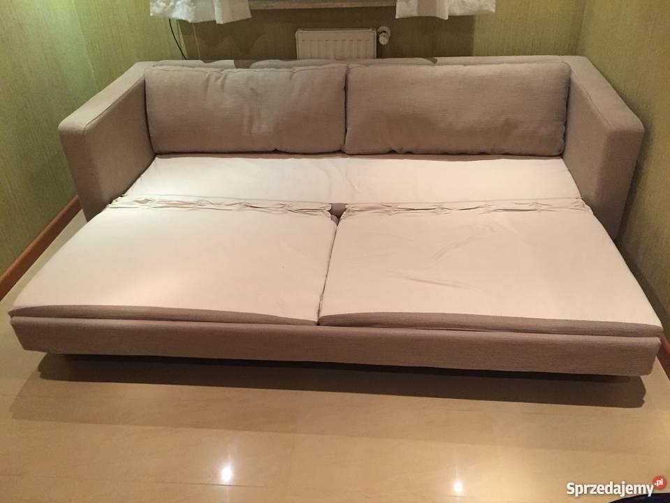 Sofa Trzyosobowa Rozkladana Ikea Ustka Sprzedajemy Pl