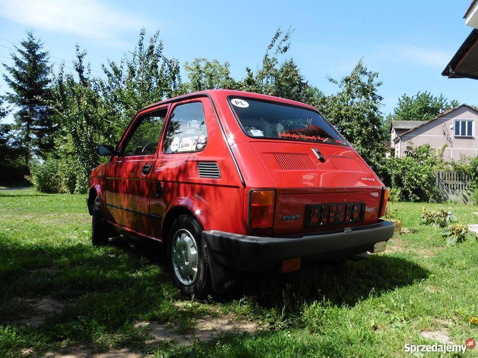 Wynajmę Fiata 126p Happyend