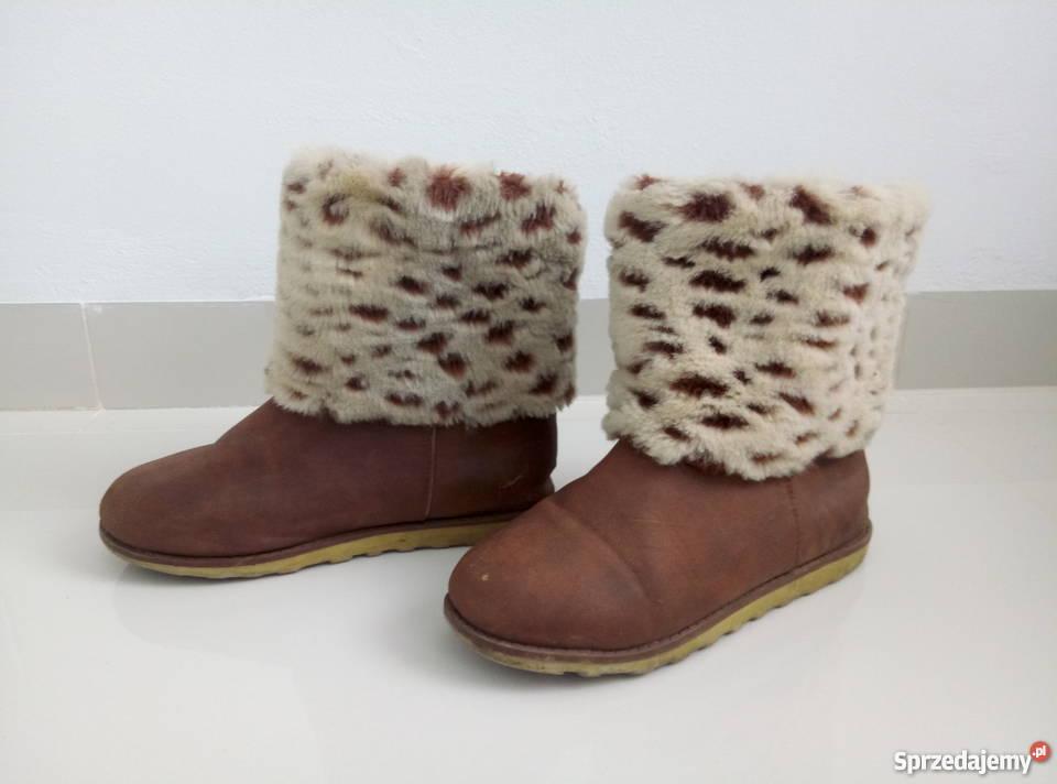 96f8a741f0e18 emu kozaki - Sprzedajemy.pl
