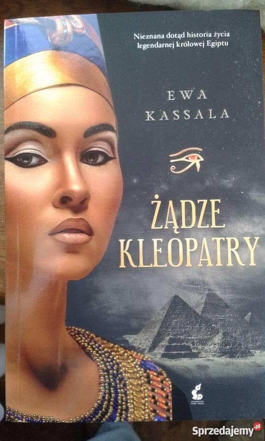 Żądze Kleopatry małopolskie Kraków sprzedam