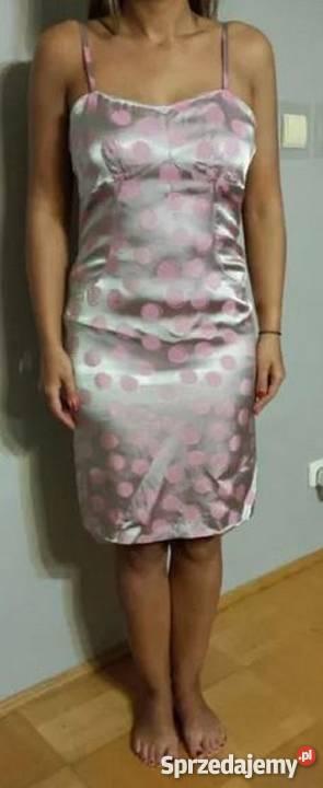 827e75be85 srebrna sukienka na wesele - Sprzedajemy.pl