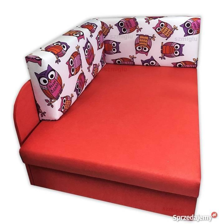 łóżko Dziecięce Narożnik Tapczan Różne Wzory Kolory