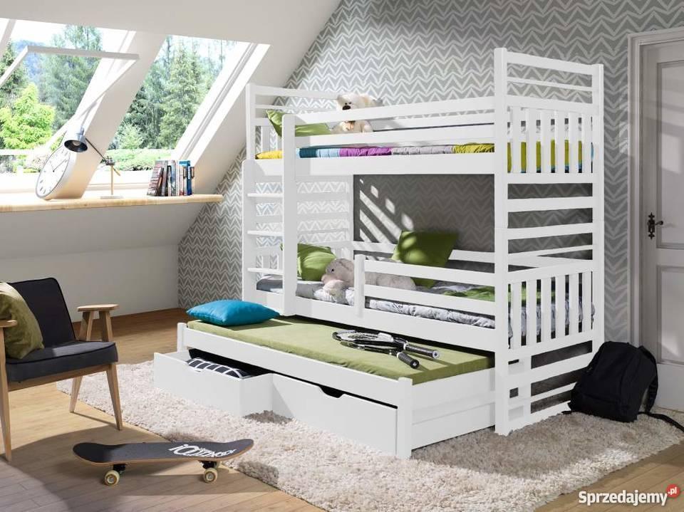 Baby Dream łóżka Piętrowe Dla Dzieci