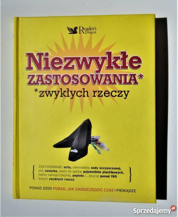 NIEZWYKŁE ZASTOSOWANIA ZWYKŁYCH RZECZY mazowieckie Warszawa
