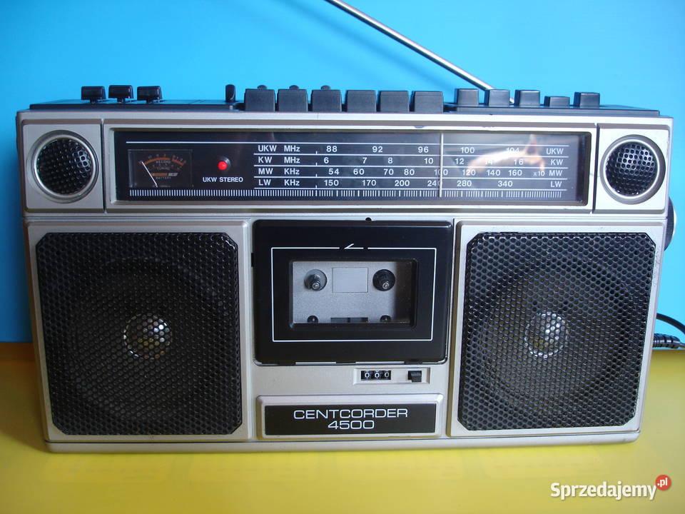 Radiomagnetofon CENTCORDER 4500