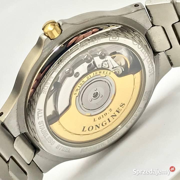 zegarek longines Sprzedajemy.pl