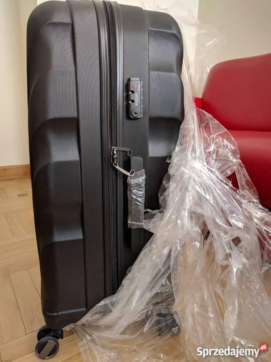 OKAZJA PÓŁ CENY 2 duże walizkiNajnowsza kolekcja Torby, plecaki i walizki mazowieckie sprzedam