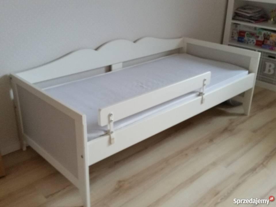 Lozko Dla Dziecka Z Barierka Ikea Q Housepl
