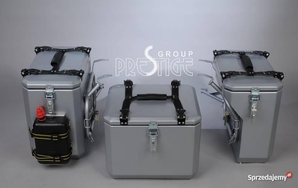 Kufry Aluminiowe Do Bmw R 1200 Gs Producent Komplet Boczne