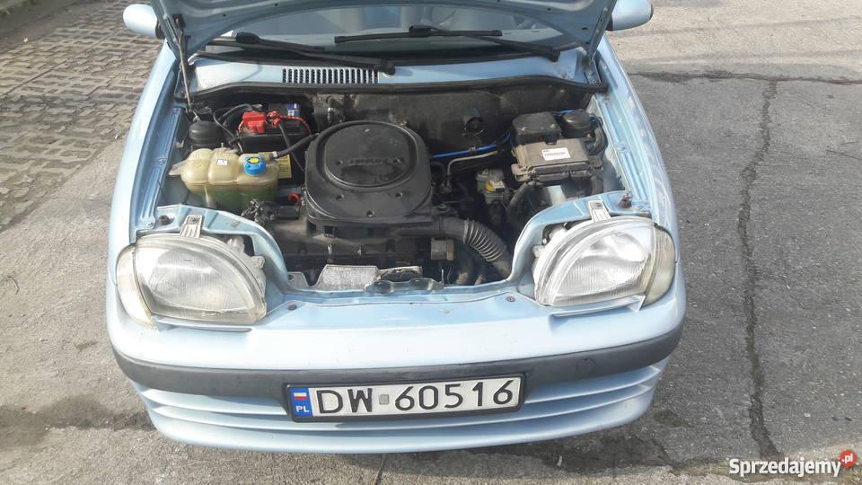 Fiat Seiceto 11 WSPOMAGANIE ELSZYBY 2001 WROCŁAW 2/3 dolnośląskie sprzedam