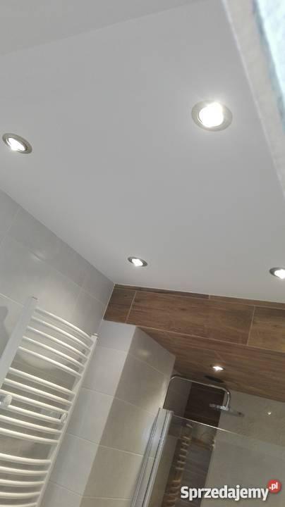 Remonty łazienki Kafelki Panele Sufity Malowanie Tynkowanie