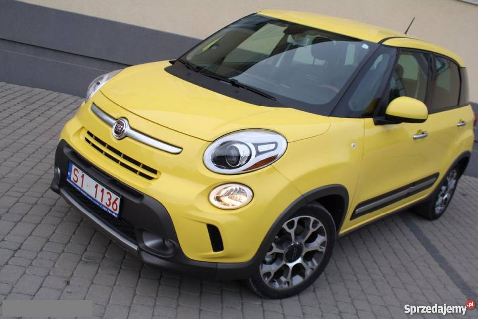 Poważnie Fiat zolty Chlewice - Sprzedajemy.pl EI51