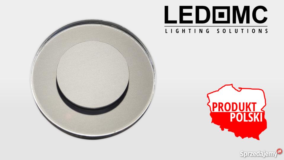 Oprawa Schodowa Oświetlenie Schodowe Led 230 V Bill