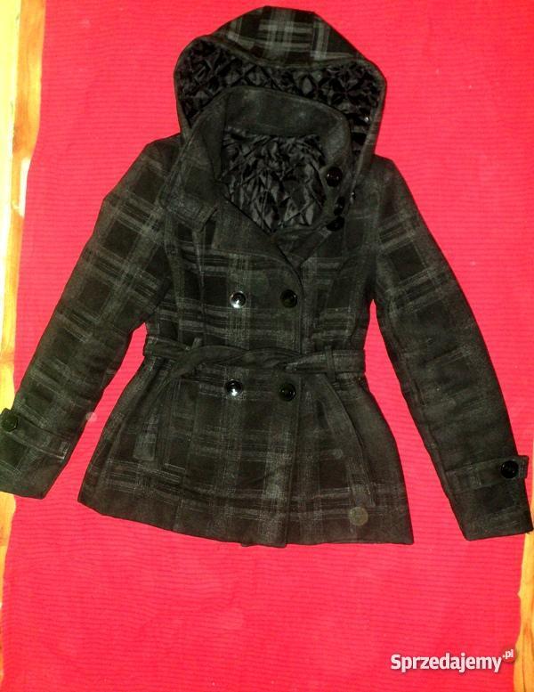 bb0970b3520ef Płaszczyk pikowany zimowy rozmiar L XL - Sprzedajemy.pl