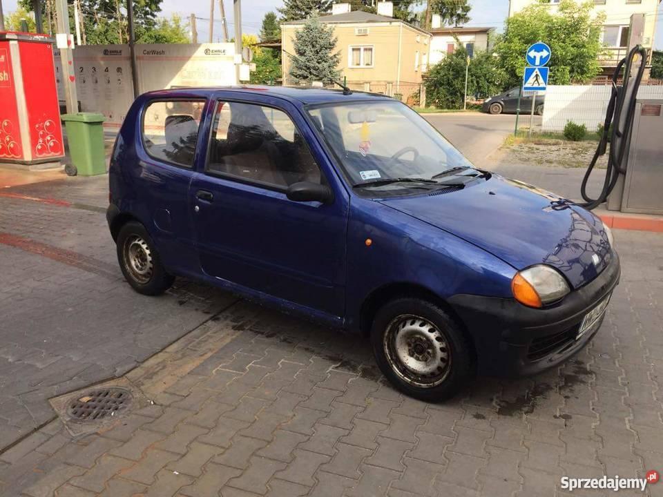 Fiat seicento z dlugimi oplatami oc 012019 pt mazowieckie Marki