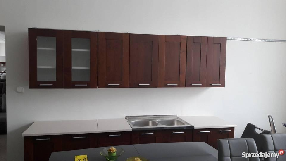 Kuchnia Nika Standard Ekran Drewniany 2 60 Olcha Ciemna Gniezno Sprzedajemy Pl