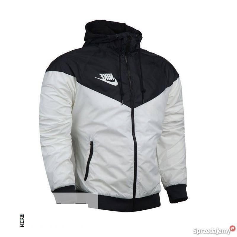 Kurtka Nike z kapturem