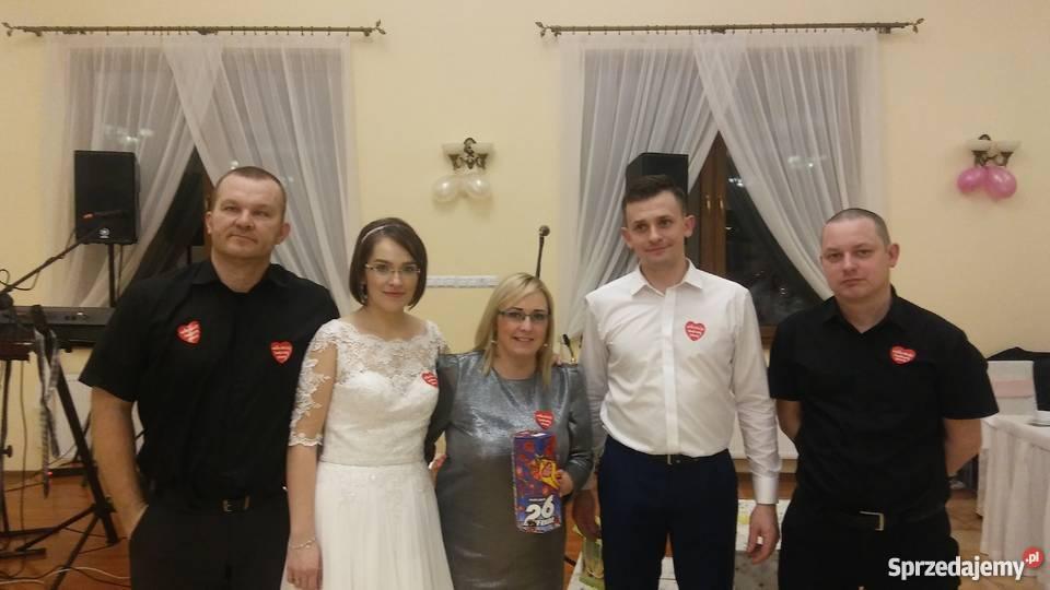 Zespół Muzyczny Dance All Night Kasia Marcin I Matiusz Mogilno
