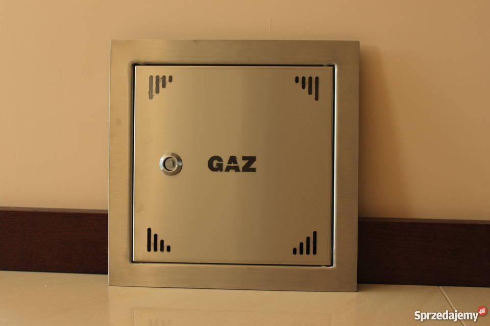 Poważnie Zawór gazowy - skrzynki, drzwiczki - producent Bochnia ZY11