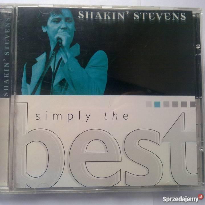 shakin stevens simply the best płyta cd warszawa