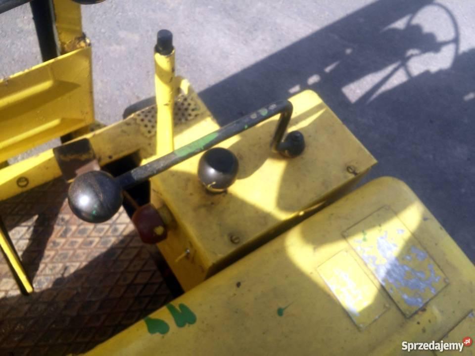 Elektryczny Wózek Widłowy Suchedniów WW 24V Zgorzelec