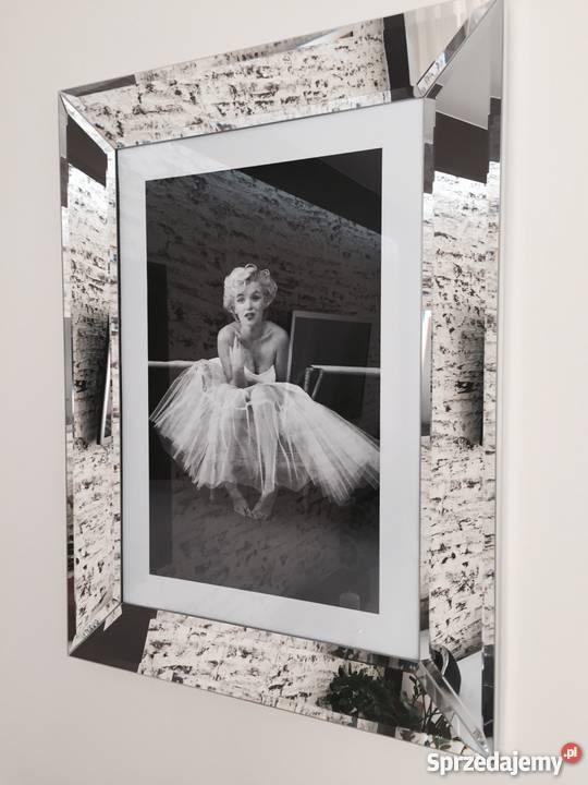 Lustrzana dama do obrazuzdjęcia grafiki 53x73 Piotrków Trybunalski sprzedam
