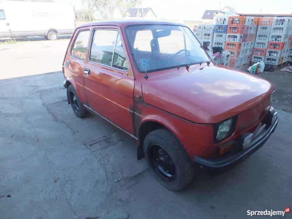FIAT126 1979 kolekcjonera Leszno