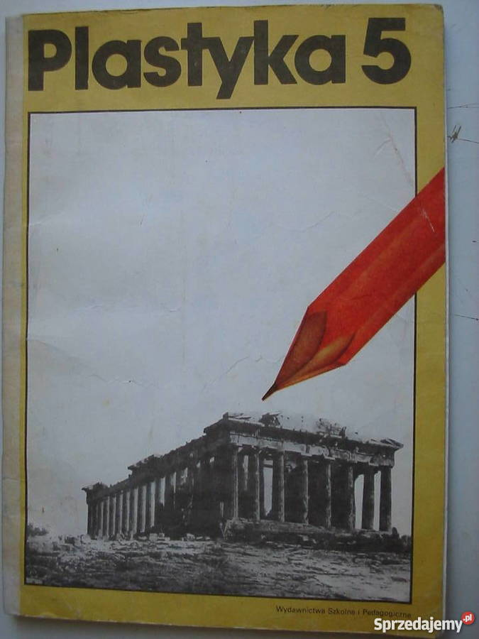 f12086cb12545a Plastyka 5 Podręcznik klasy piątej szkoły Rok wydania 1987 łódzkie Łódź