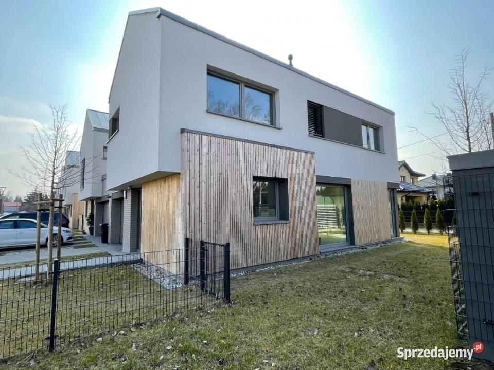 Dom bliźniak Warszawa Gawota 155.67m2