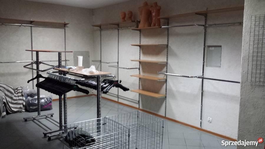Groovy Meble do sklepu odzieżowego, wyposażenie sklepu - duży wybór ZJ68