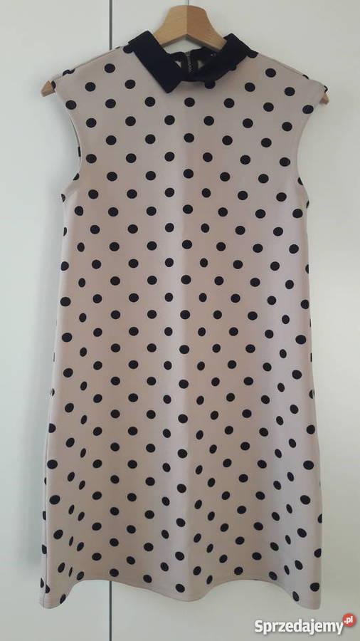 3f6c1f80 Sukienka w grochy MOHITO