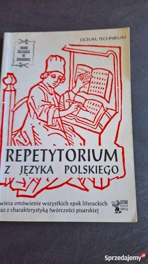Repetytorium z jpolskiego dolnośląskie Wrocław