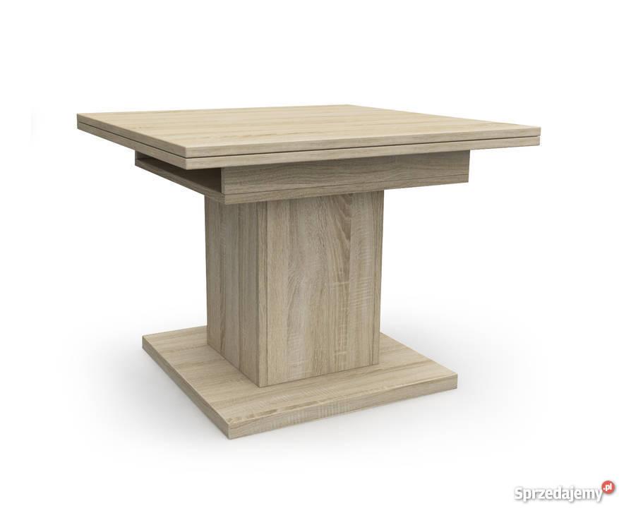 Ławostół PRIMO ława biała sonoma stół rozkładany stolik