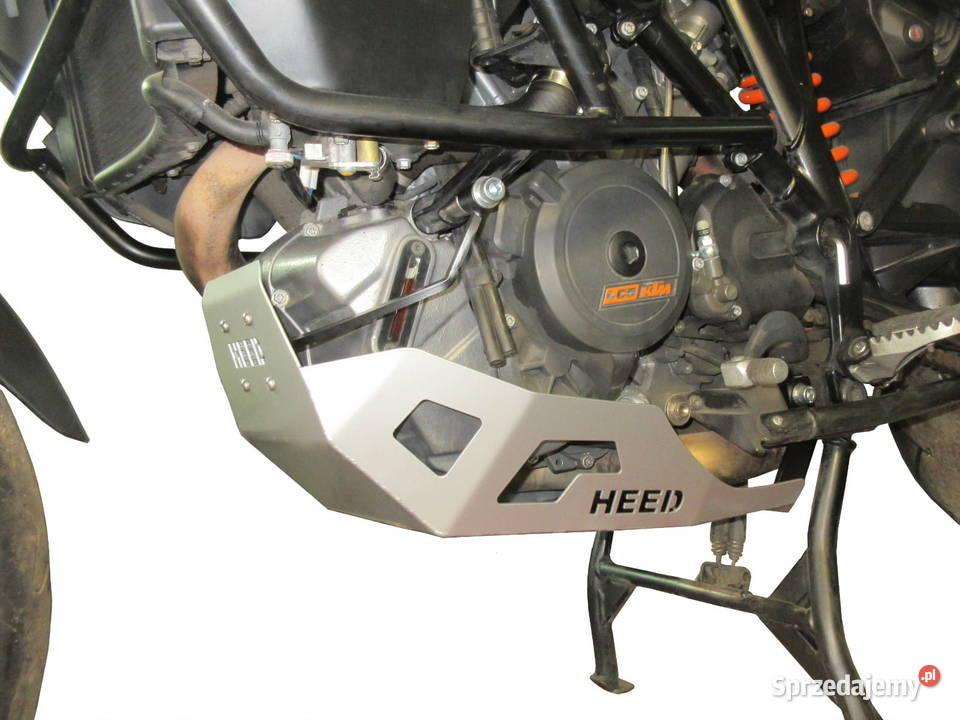 Osłona silnika do KTM 1190 / 1050 / 1090 ADVE srebrna STALOW