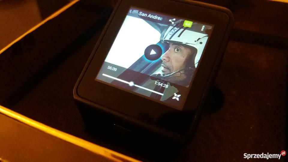 Smartwatch QW09 androd 3G wifi bluetooth 40 Pozostałe Wrocław sprzedam