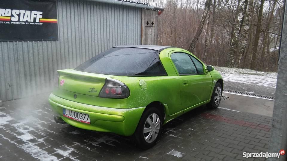 Opel tigra jedyny taki kolor lubelskie Błażek
