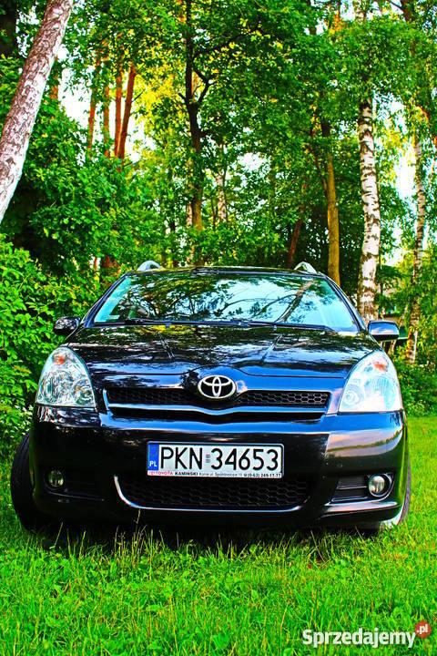 Corolla Verso Hatchback wielkopolskie Konin