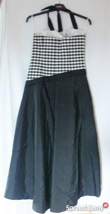 362e0cb365 Sukienka balowa maxi asymetryczna 3638 Rybnik sprzedam. Sukienka balowa  maxi asymetryczna 3638 szary srebrny sprzedam