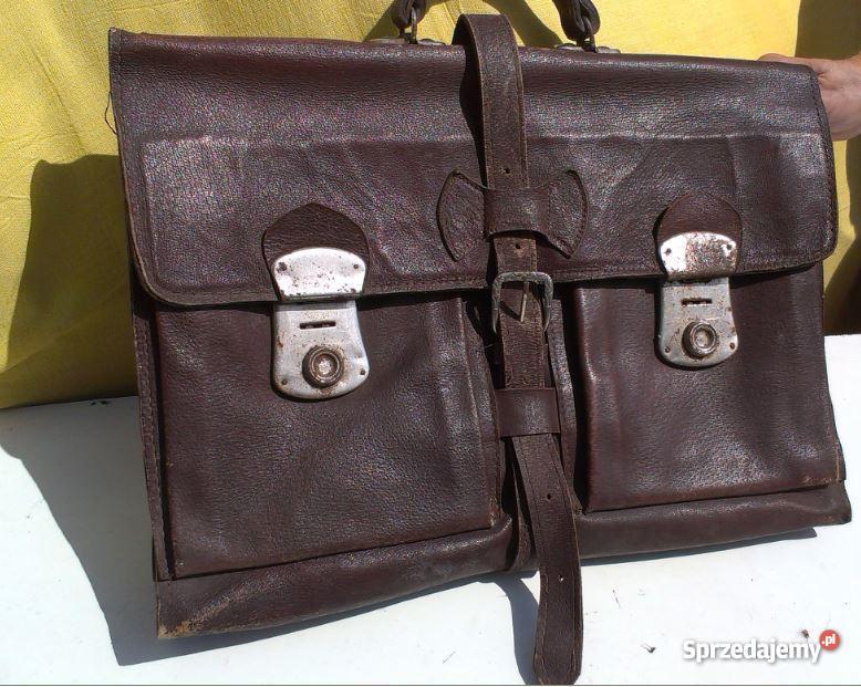 285f16d4a296a Teczka męska i torebki damskie przedwojenne Moda i Styl Chełm