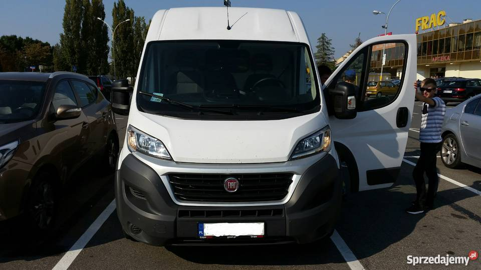 odst pi leasing fiat ducato maxi furgon rzesz w. Black Bedroom Furniture Sets. Home Design Ideas