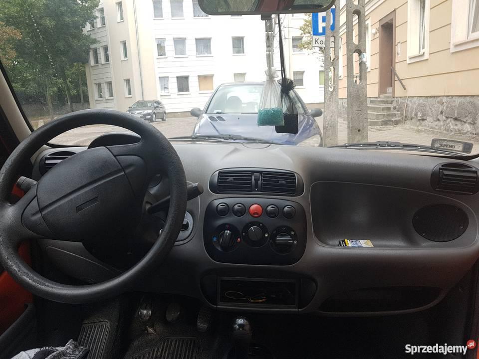 Fiat seicento zamiannaaa pomarańczowy kujawsko-pomorskie Bydgoszcz