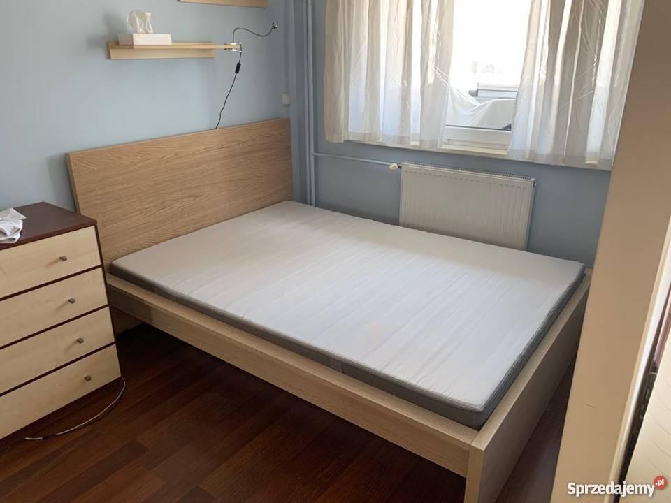 łóżko Dwuosobowe Z Lub Bez Materac Stan Idealny