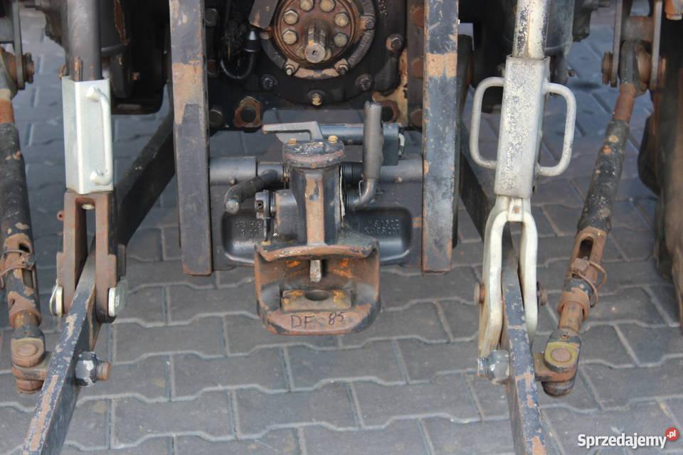 Ciągnik rolniczy Deutz Fahr Agrotron 85 z Sokoły