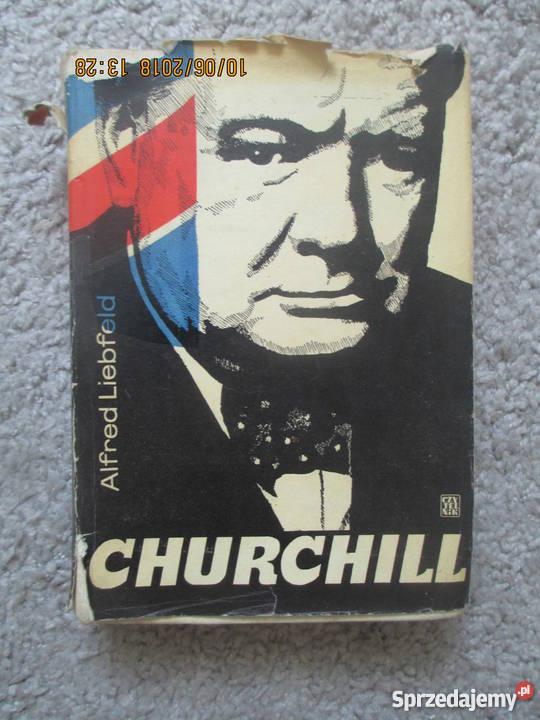Churchill Alfred Liebfeld mazowieckie sprzedam