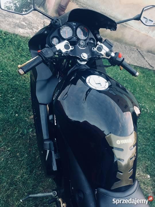 Yamaha tzr 12550 swap cbr nie rsnsrgpryzf elektryczny starter