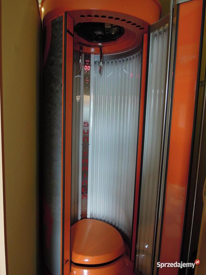 Solarium Stojące z Platformą Wibracyjną model S2 Zawiercie
