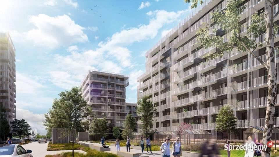 Sprzedaż mieszkania 47.58m2 2 pokoje Warszawa