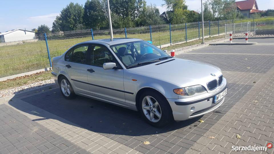 BMW e46 20 2004r okazja zmieniarka CD Warszawa