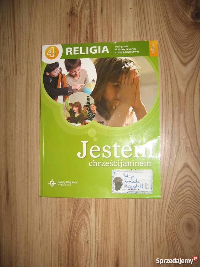 podręcznik do religii klasa 5 jestem chrześcijaninem